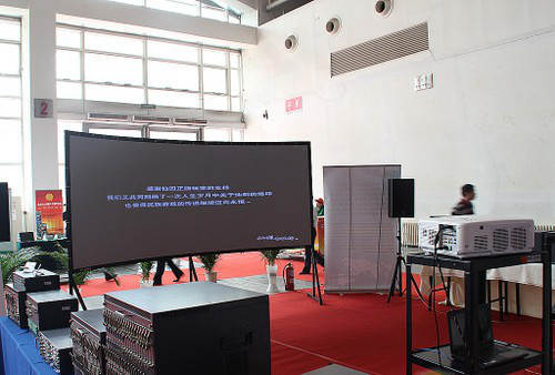 投影仪的使用方法-行业资讯-米廷会展(成都)分公司