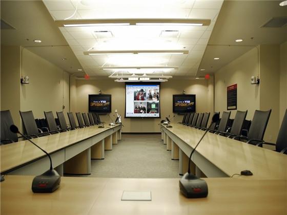 乌鲁木齐视频会议室灯光设计