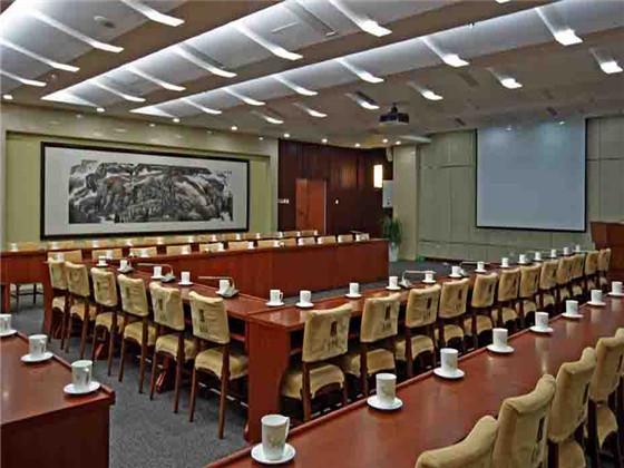 乌鲁木齐米廷会展之乌鲁木齐会议室布置种类图片