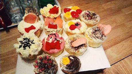 翻糖蛋糕在会议活动中的使用
